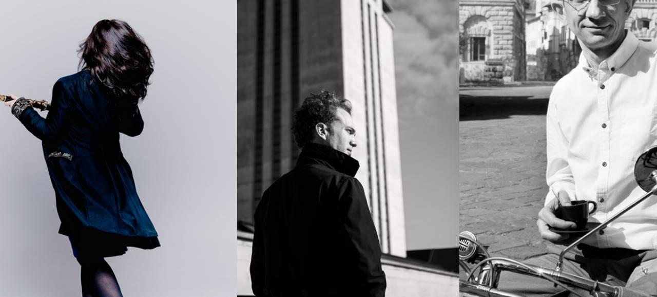 Drie vragen aan drie artiesten ... in hun kot