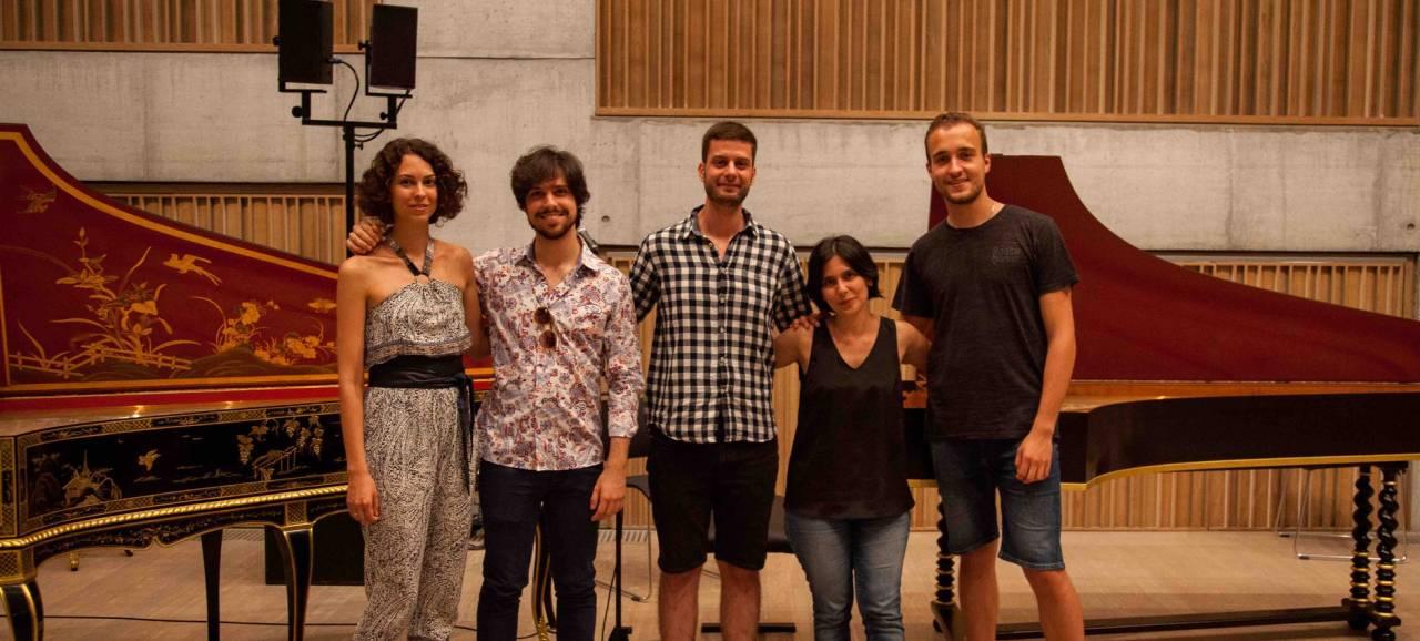 Finalisten International Competition Musica Antiqua zijn gekend