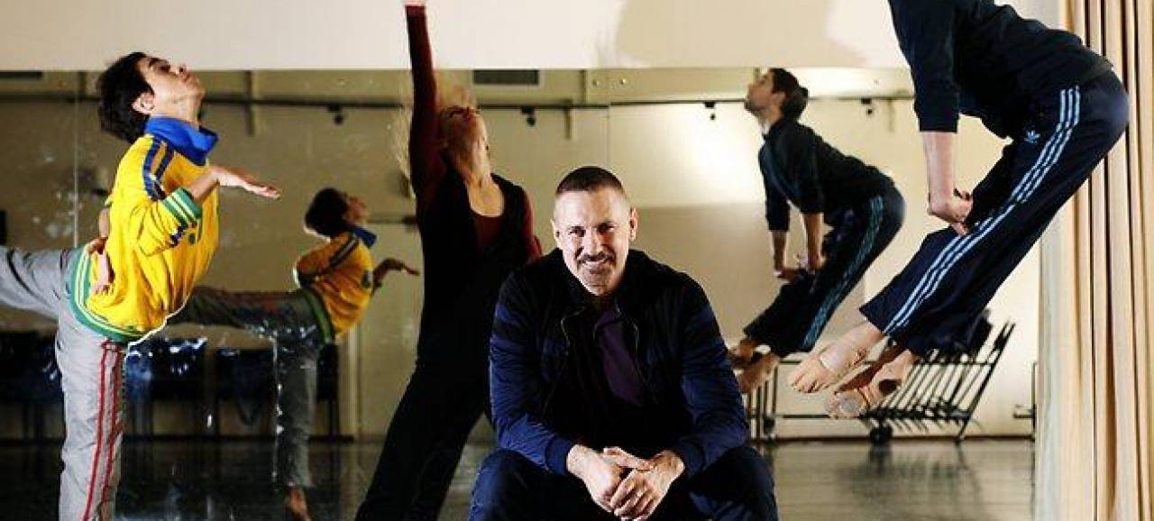 Interview with Garry Stewart, artistic director and choreographer of The Beginning of Nature (Australian Dance Theatre