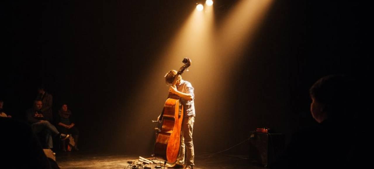 MORE MUSIC-tocht in het Concertgebouw (18.04.2015)