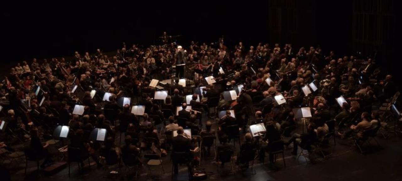 Brussels Philharmonic & Slagwerk Den Haag (21.11.2015)
