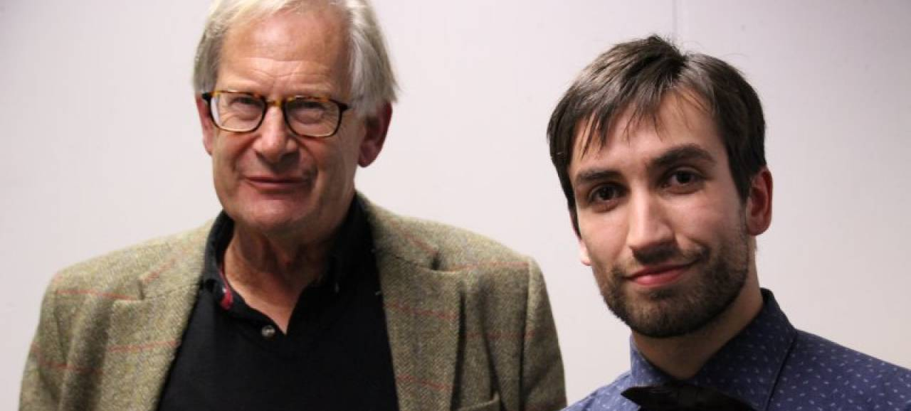 Interview met Sir John Eliot Gardiner