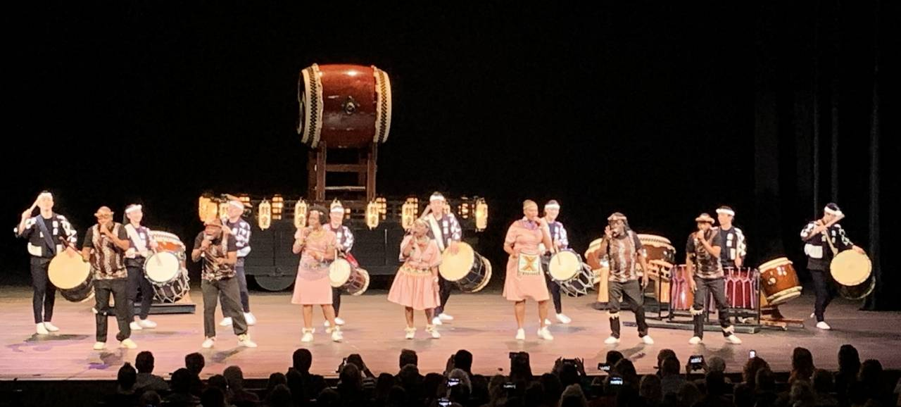 Wereldpremière – Kodo meets The Voices of South Africa