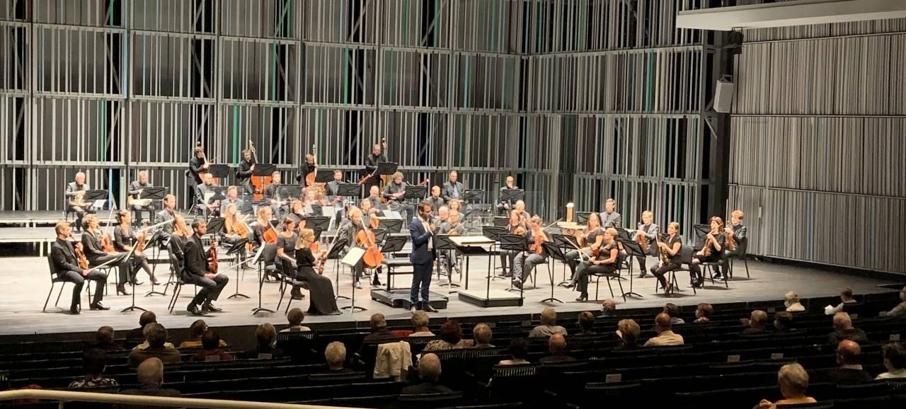 Symfonieorkest Vlaanderen bijt de spits af op 1 september