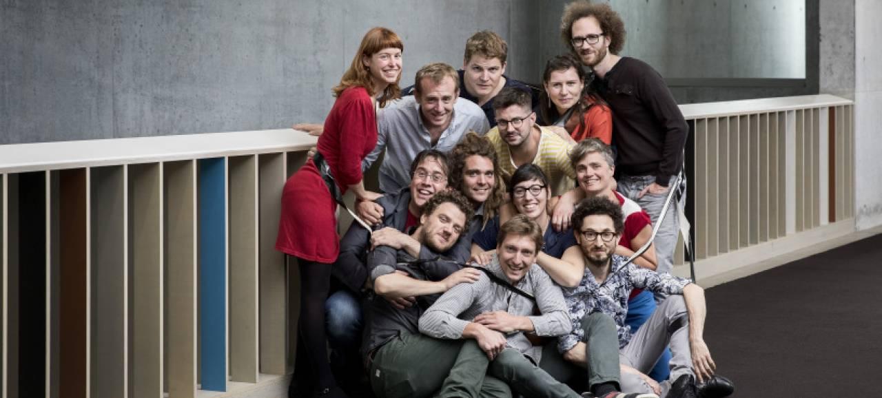 Nadar Ensemble / Huisartiest van het Concertgebouw