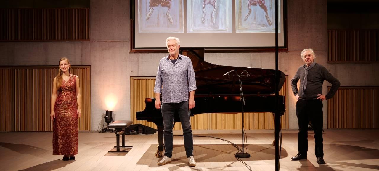 Spotlight op seizoenscomponist Wim Henderickx