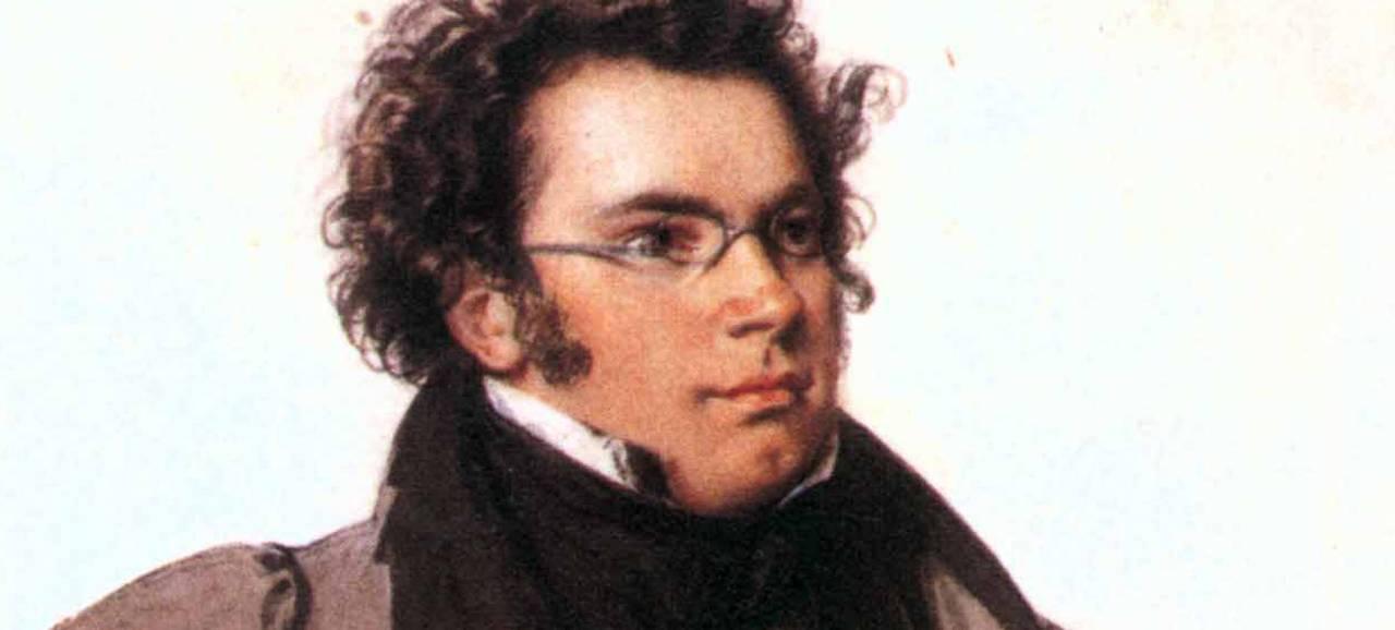 Het levensverhaal van Schubert