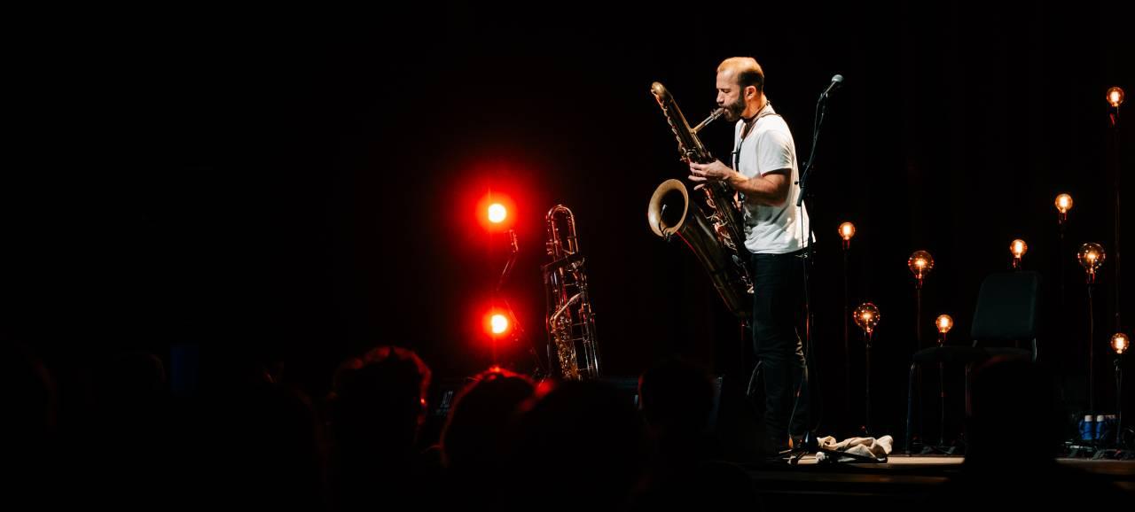Dit was de achtste editie van Jazz Brugge