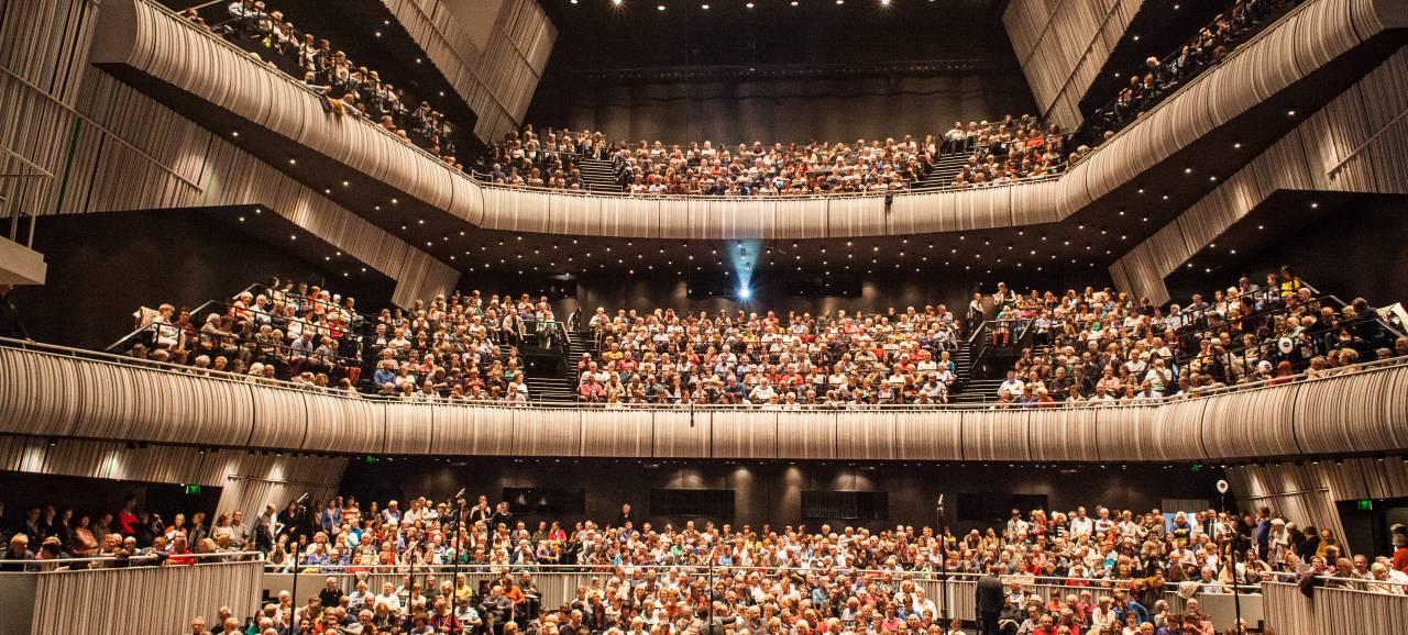Concertgebouw Brugge zal blijven inzetten op creaties en jonge kunstenaars