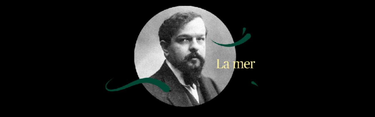 Topstuk Debussy