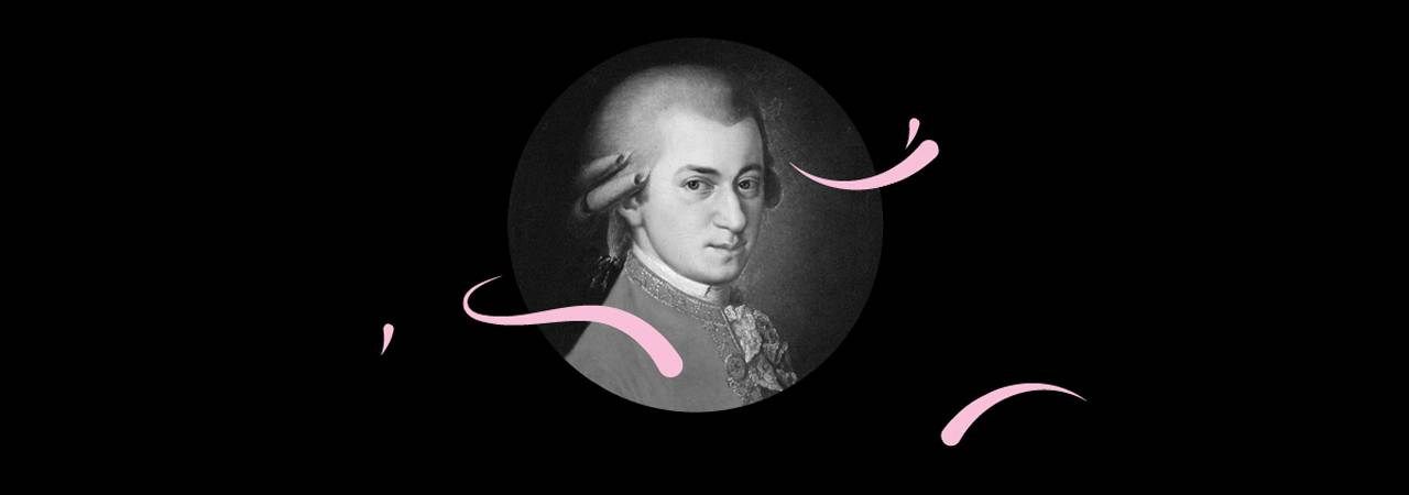 Topstuk Mozart