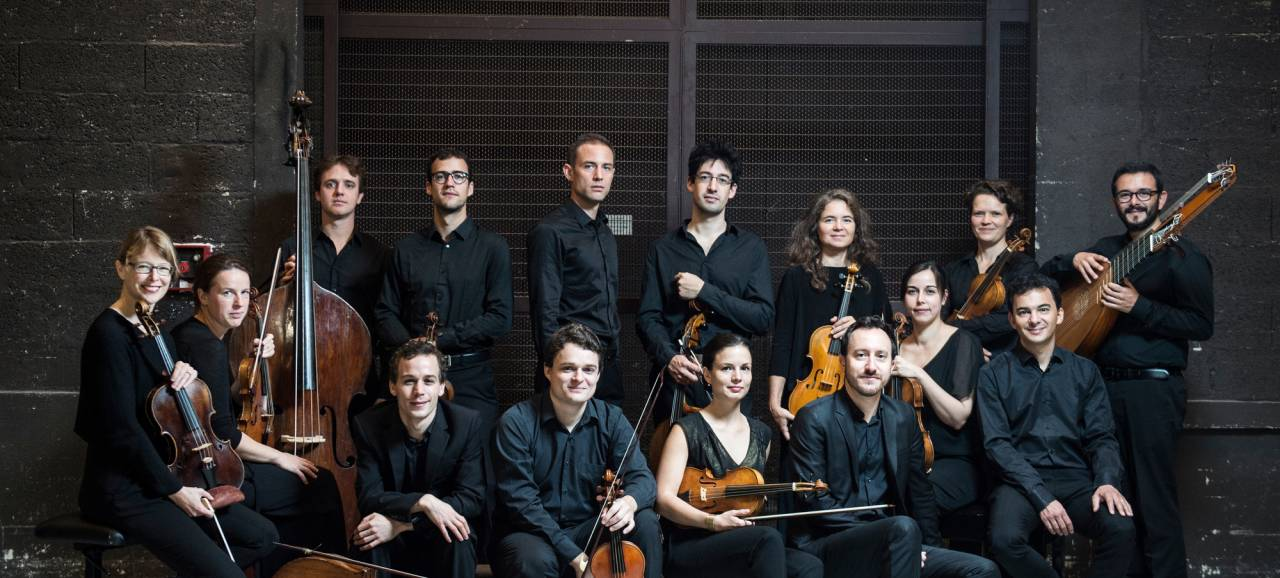 Season ticket Baroque de luxe 2018-2019 - sold out